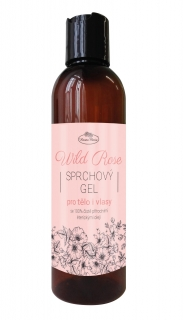 Sprchový gel 2v1 WILD ROSE 200 ml