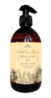 Sprchový gel 2v1 WILD MAN 500 ml